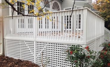 Deck Railing Side