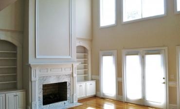 Large Window Living